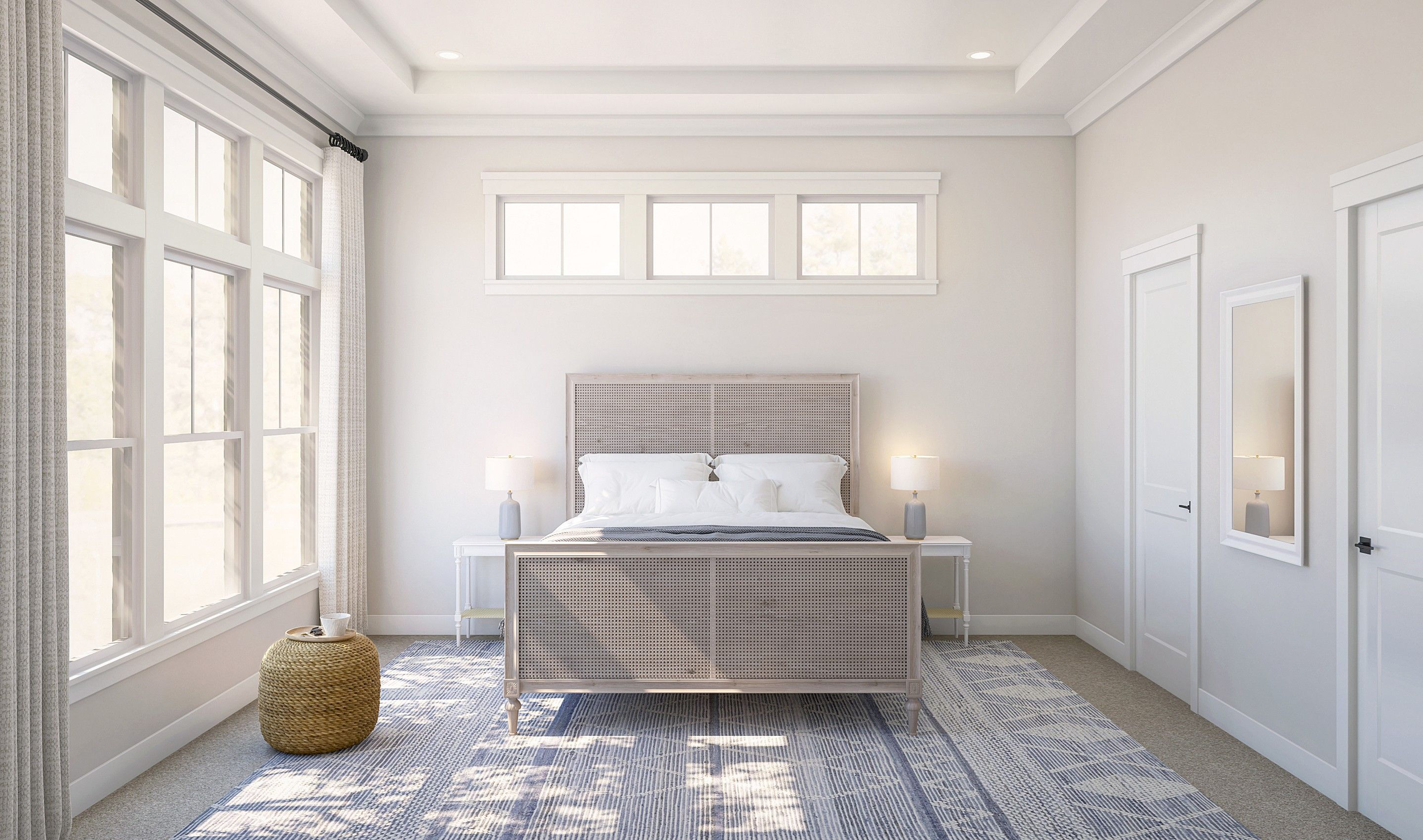 Bedroom featured in the Killarney II By K. Hovnanian's® Four Seasons in Monmouth County, NJ