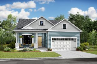 Killarney I - Tower Hill: Lewes, Delaware - K. Hovnanian® Homes