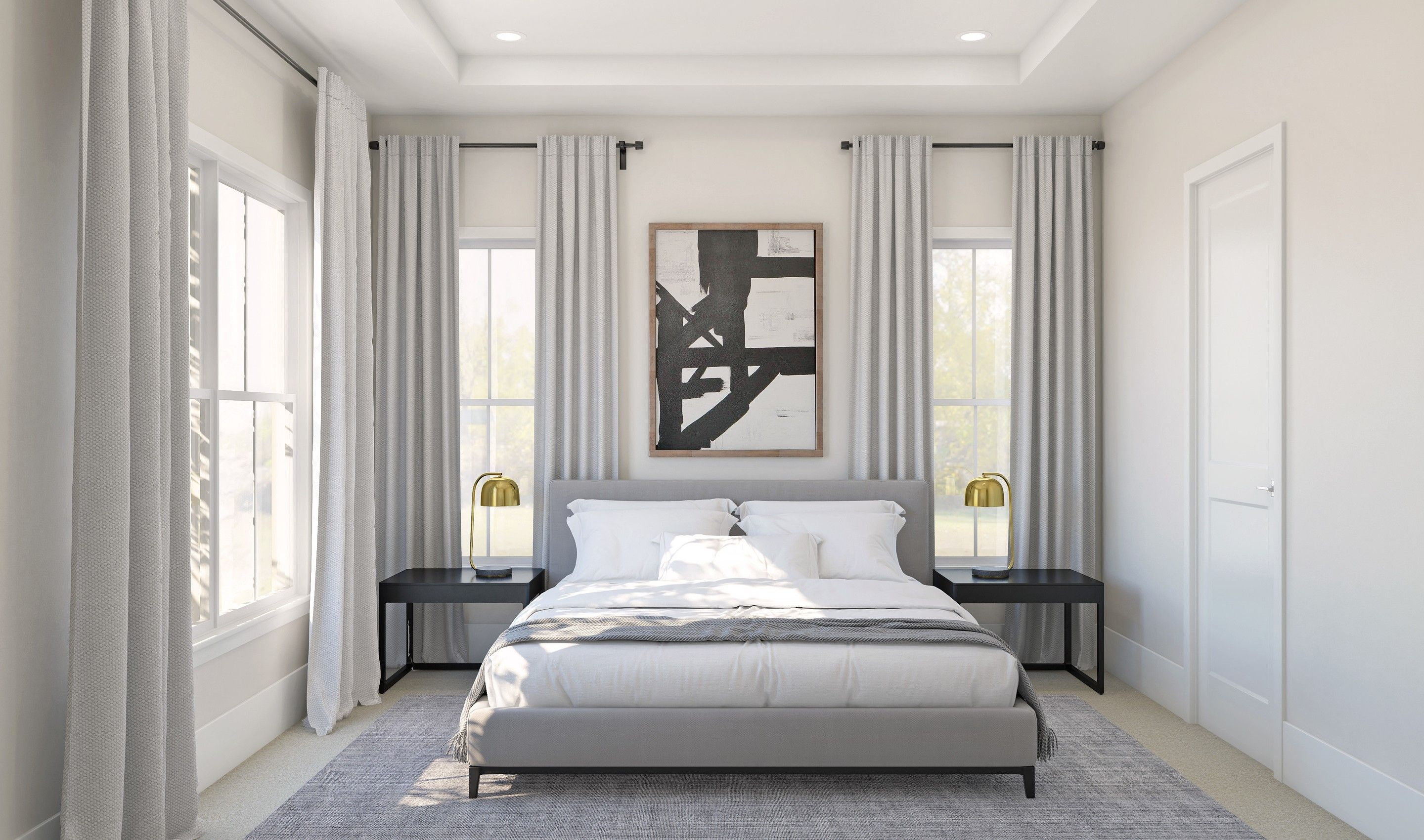 Bedroom featured in the Palmera II By K. Hovnanian's® Four Seasons in Monmouth County, NJ