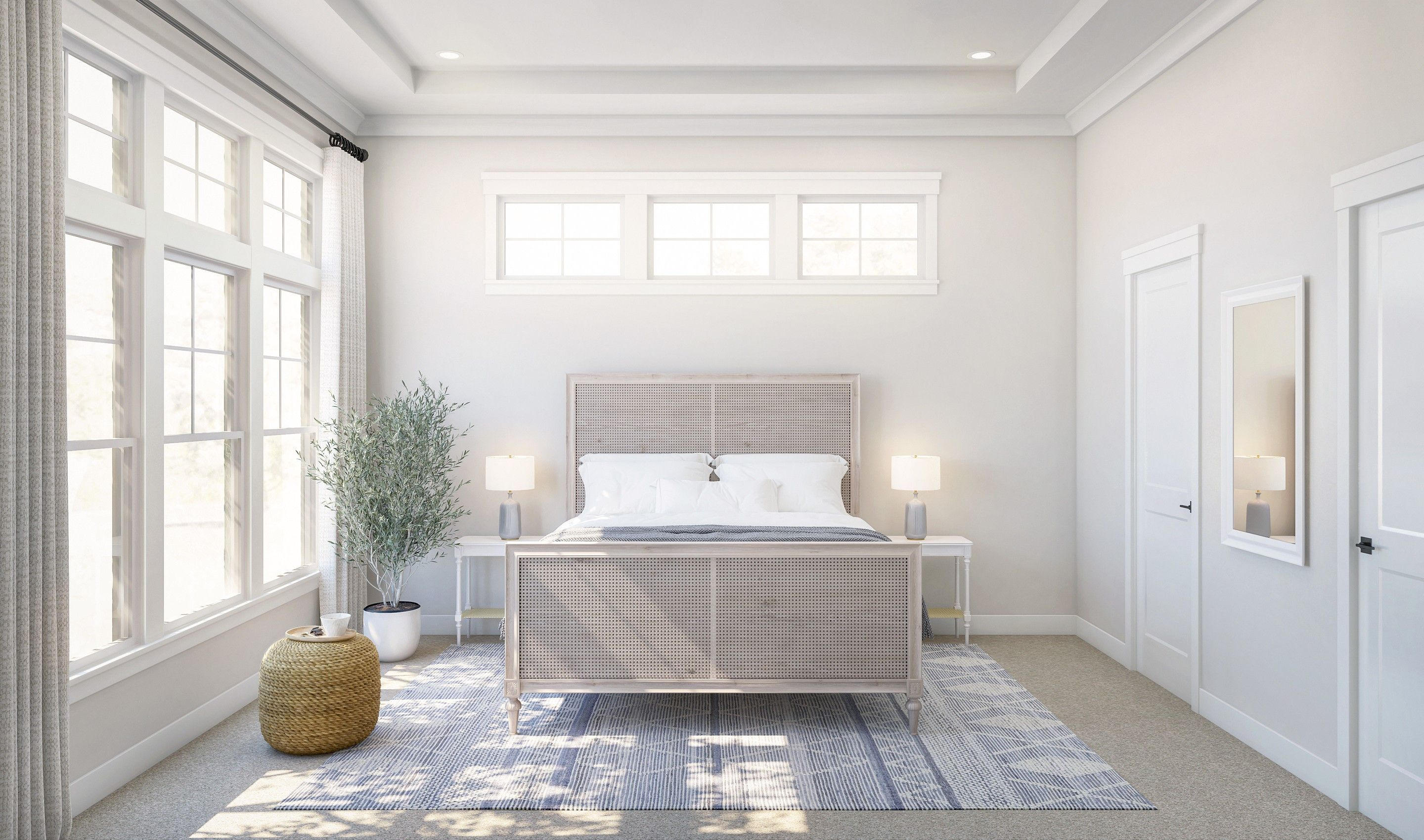 Bedroom featured in the Killarney III Loft By K. Hovnanian's® Four Seasons in Monmouth County, NJ