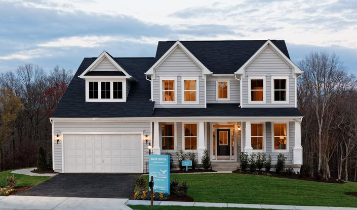 alaska c new homes at cardinal view in virginia