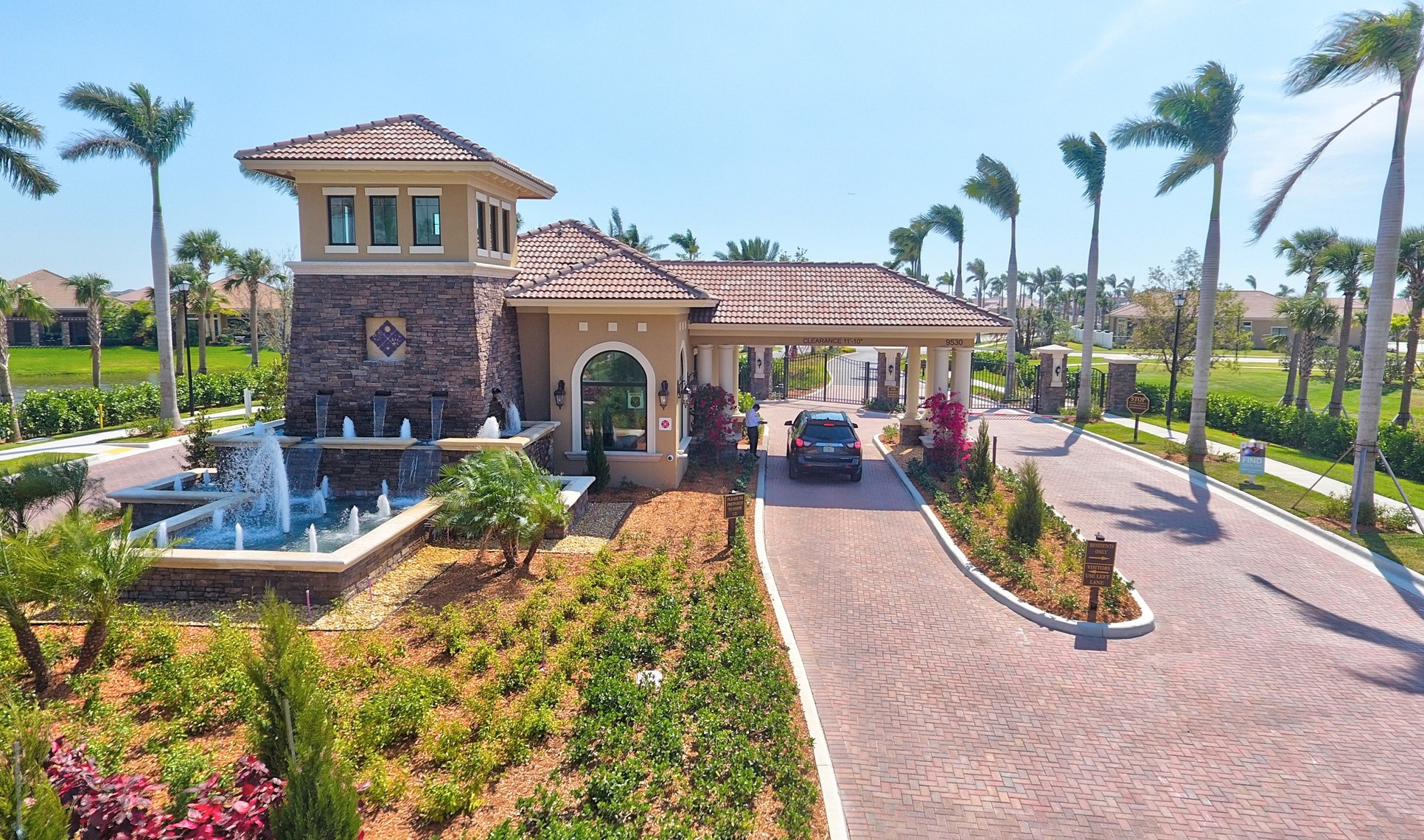 K Hovnanian S Four Seasons At Parkland In Parkland Fl New Homes By K Hovnanian S Four Seasons