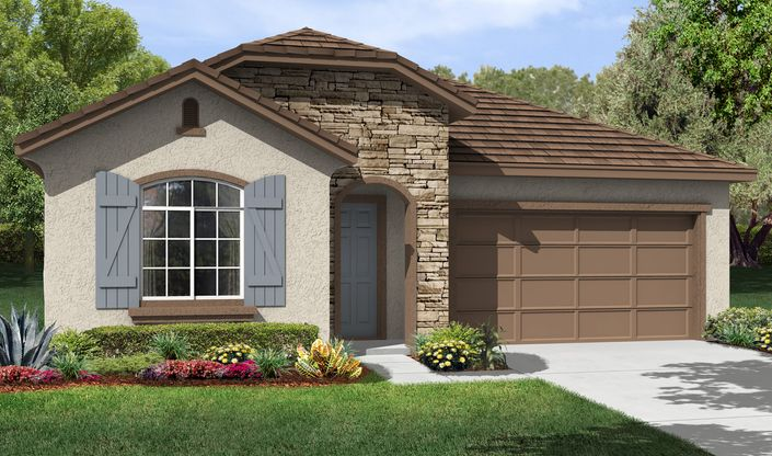 Exterior:Rockwood French