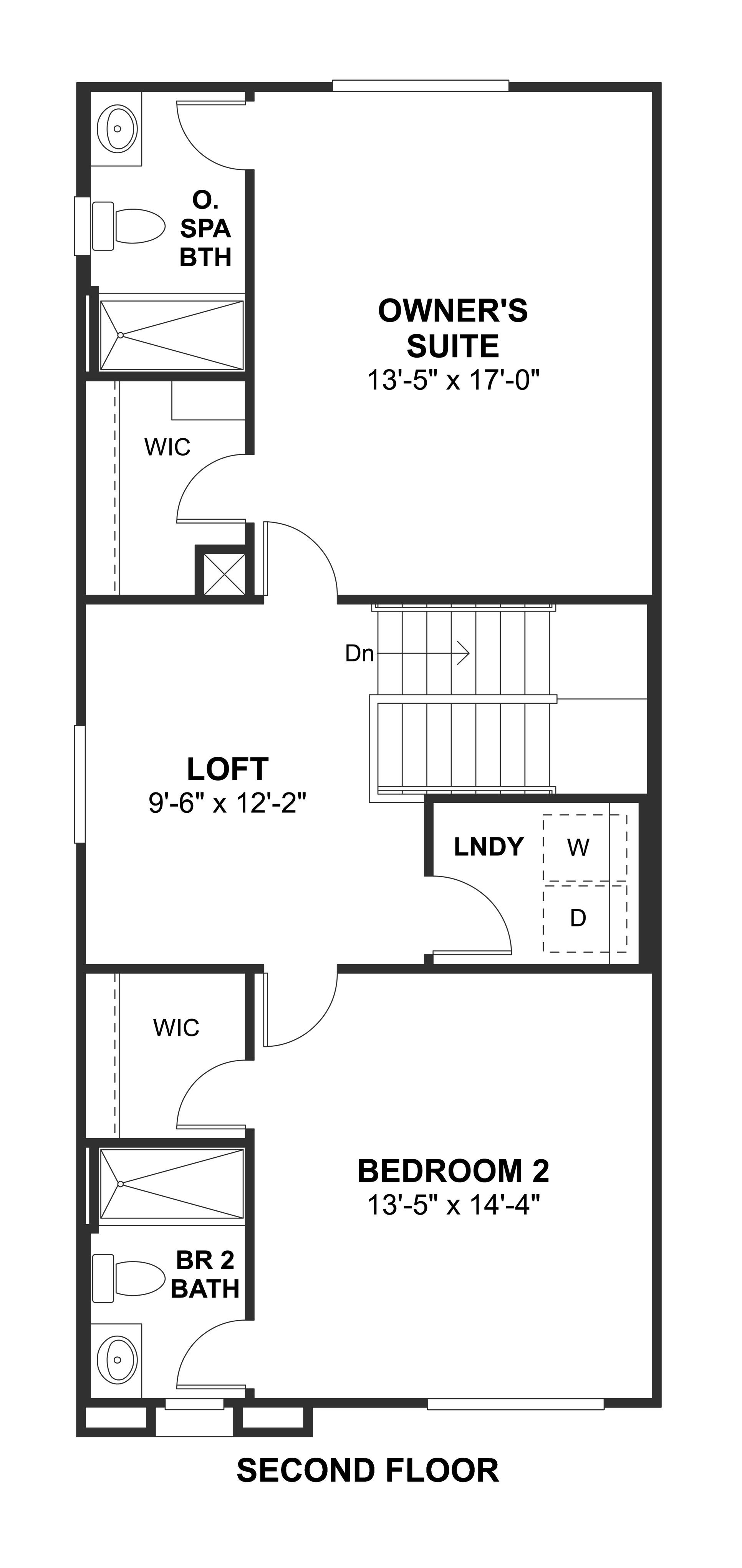 Carina Plan At 23 North In Phoenix Az By K Hovnanian Homes