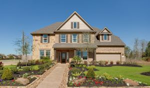 Homes In East Meadow Place By K HovnanianR Deer Park TX