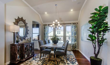 Light Farms Cypress in Celina TX New Homes Floor Plans by K