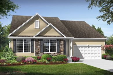 New Home Shenfield Avenue Glen Allen Va