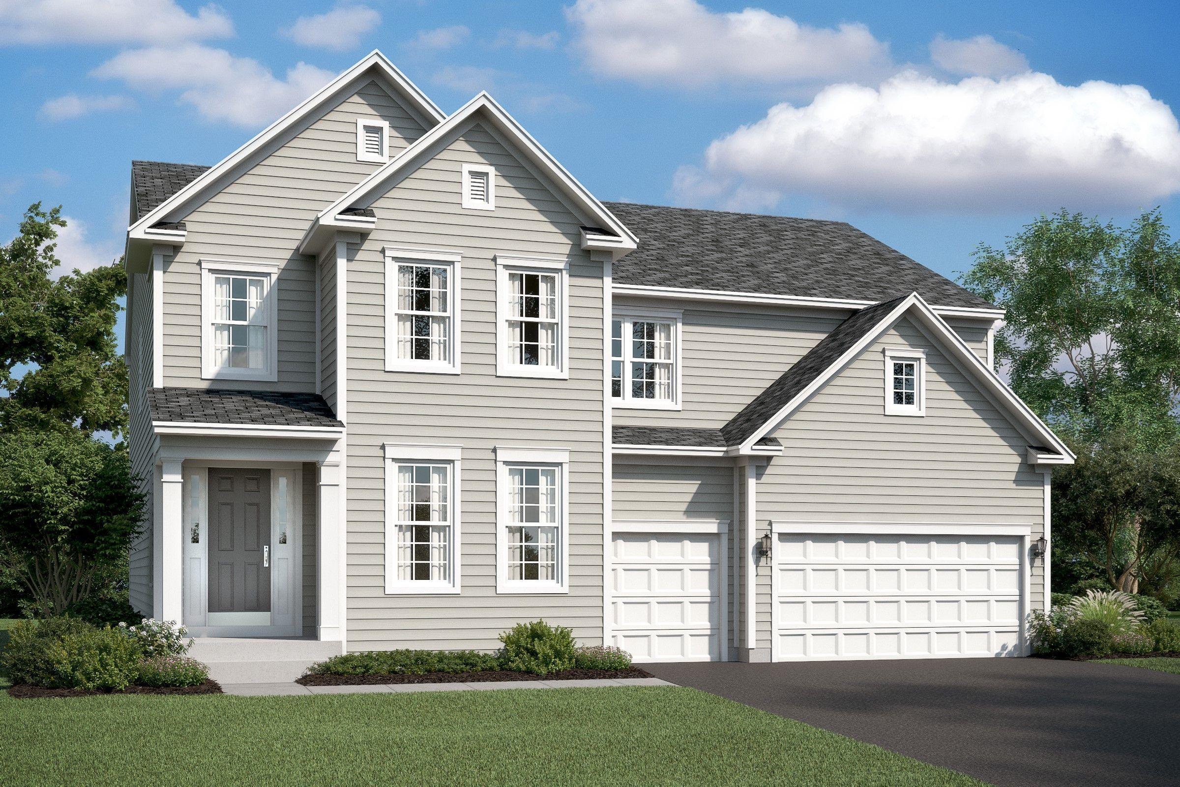 Leeland Station New Homes For Sale Near Washington