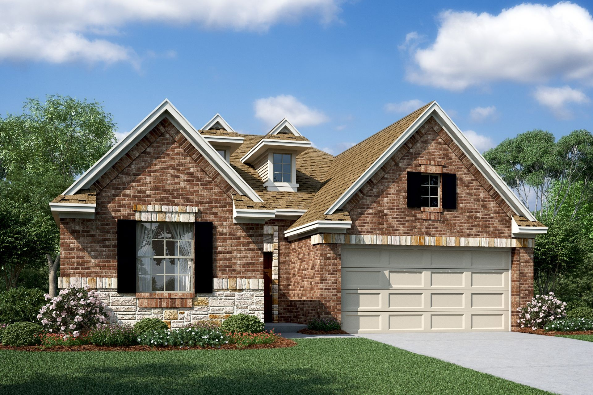 Legends Bay in Baytown TX New Homes Floor Plans by K