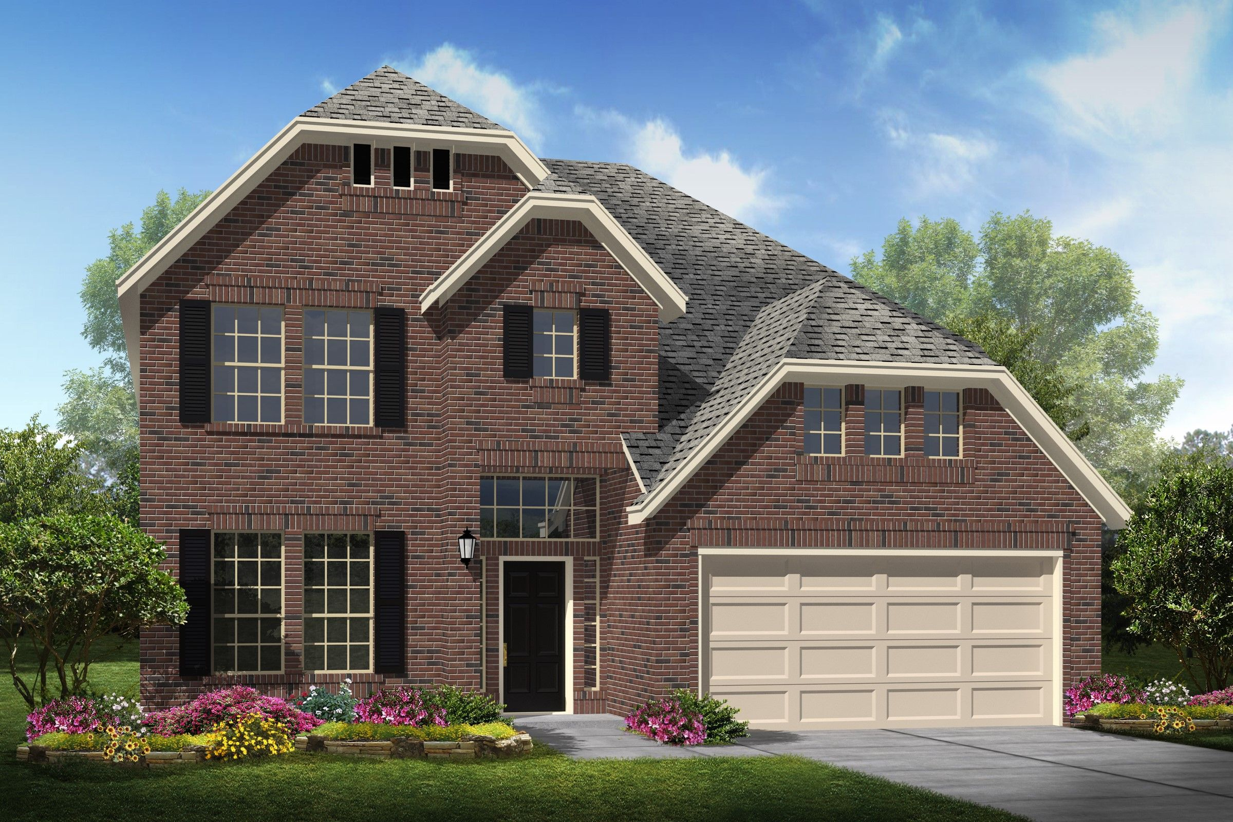 New Inventory Homes for Sale and New Builds near Baytown Texas