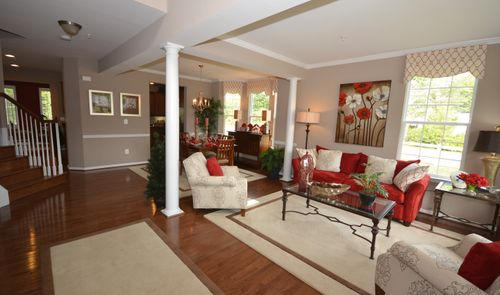 Greatroom-and-Dining-in-Wedgewood-at-Eden Terrace-in-Catonsville