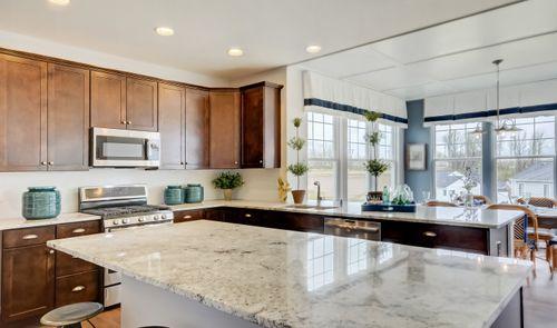 Kitchen-in-Tomasen-at-Eden Terrace-in-Catonsville