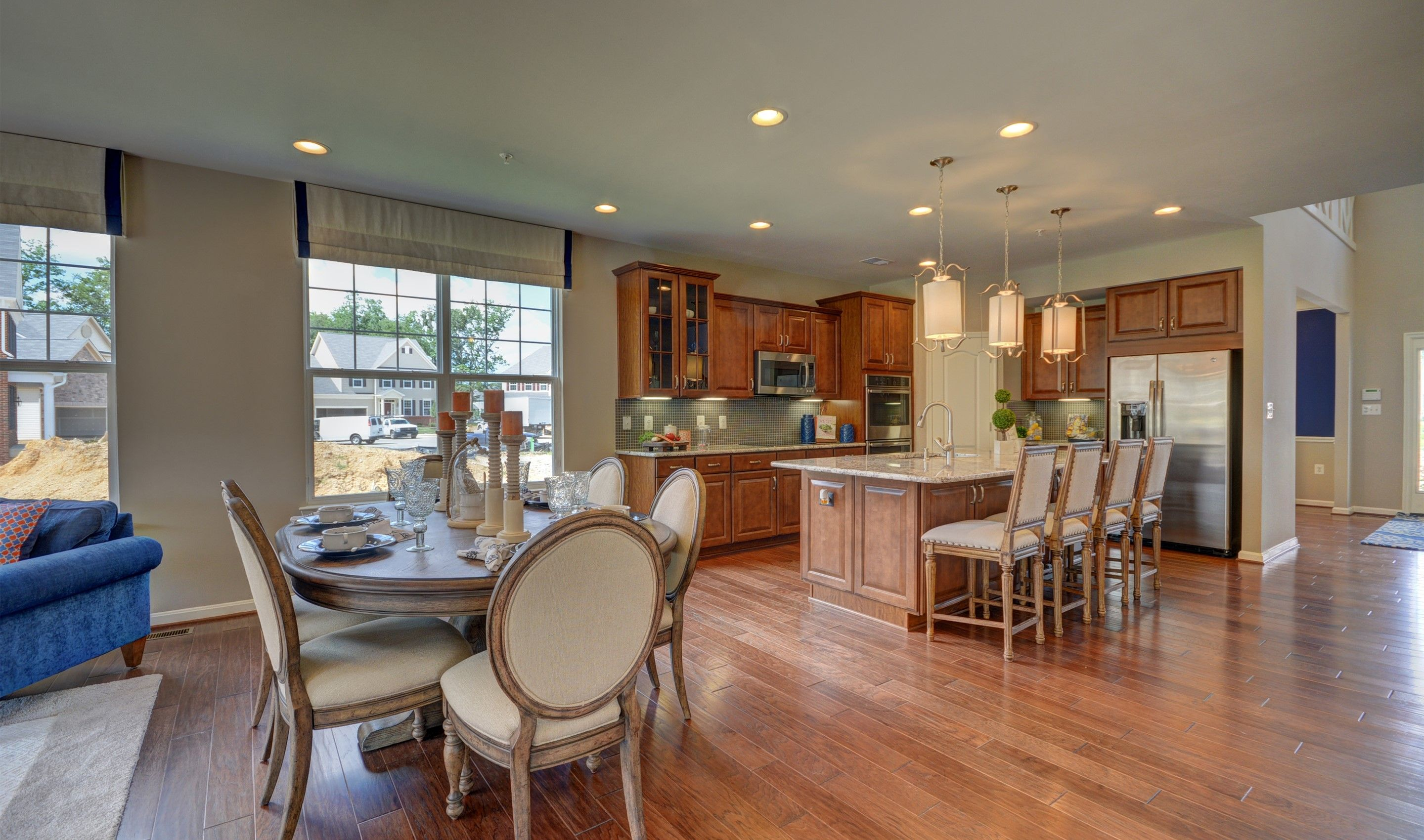 Kitchen featured in the Callahan By K. Hovnanian® Homes in Savannah, GA