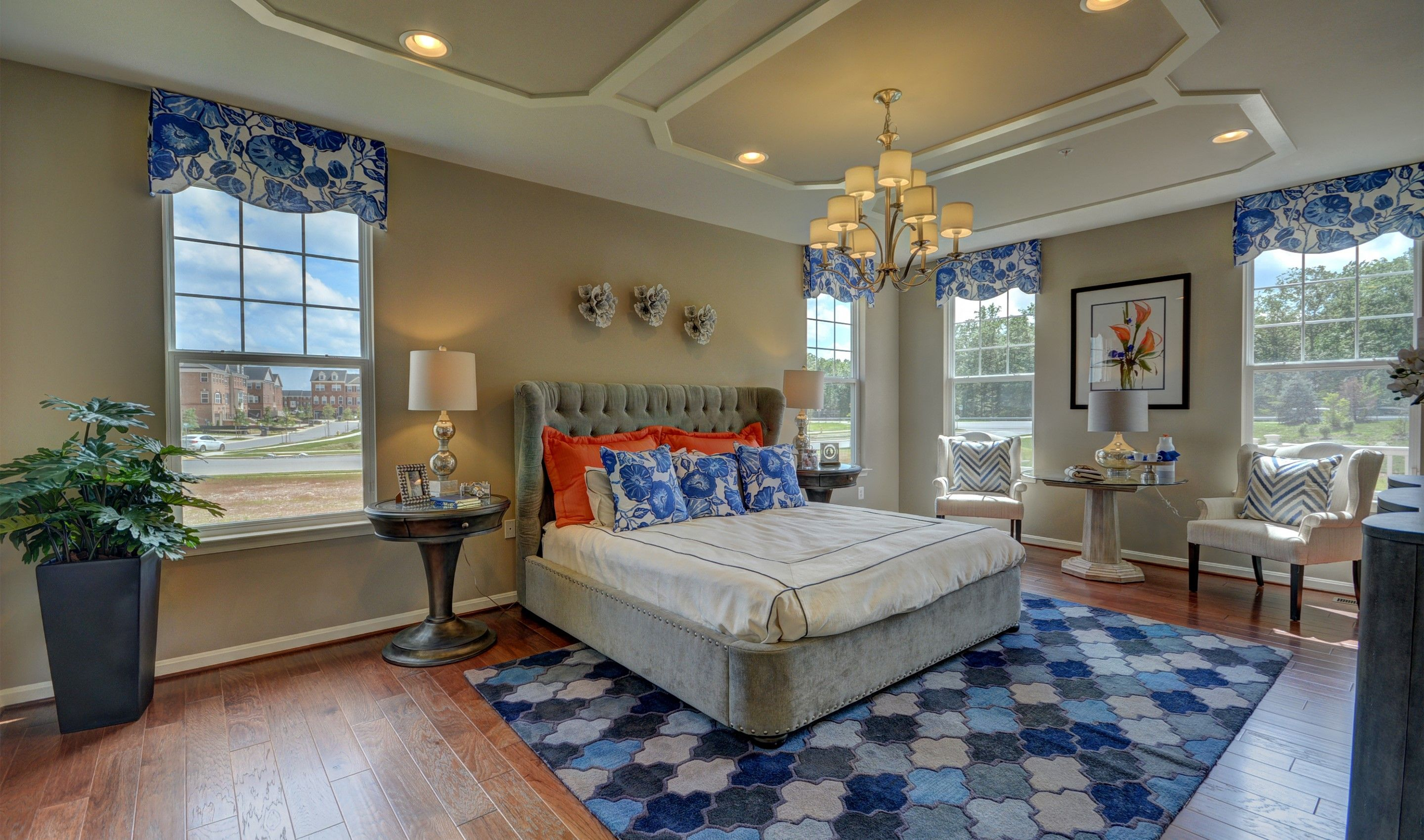 Bedroom featured in the Callahan By K. Hovnanian® Homes in Savannah, GA