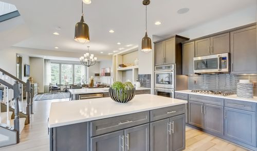 Kitchen-in-Hopkins-at-Enclave at Spa-in-Annapolis
