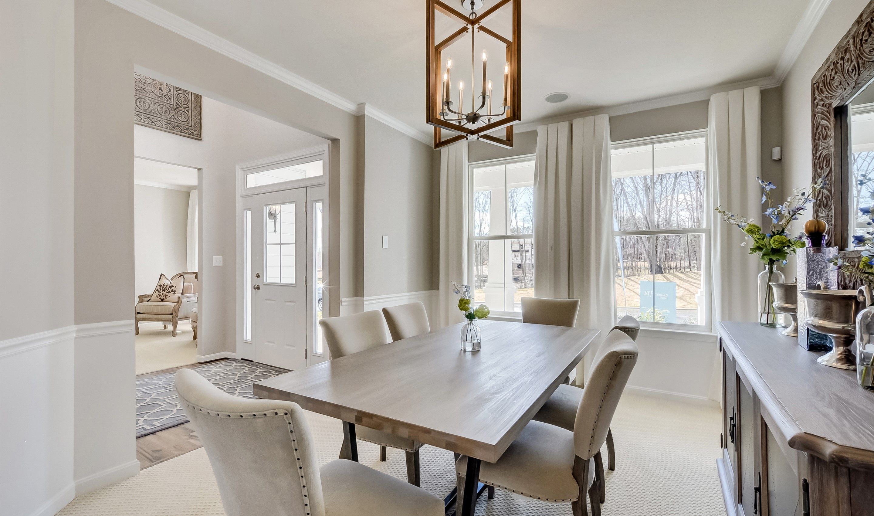 Living Area featured in the Alaska II By K. Hovnanian® Homes in Washington, VA