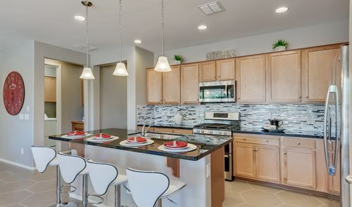 Kitchen-in-Accord-at-Affinity at Verrado-in-Buckeye