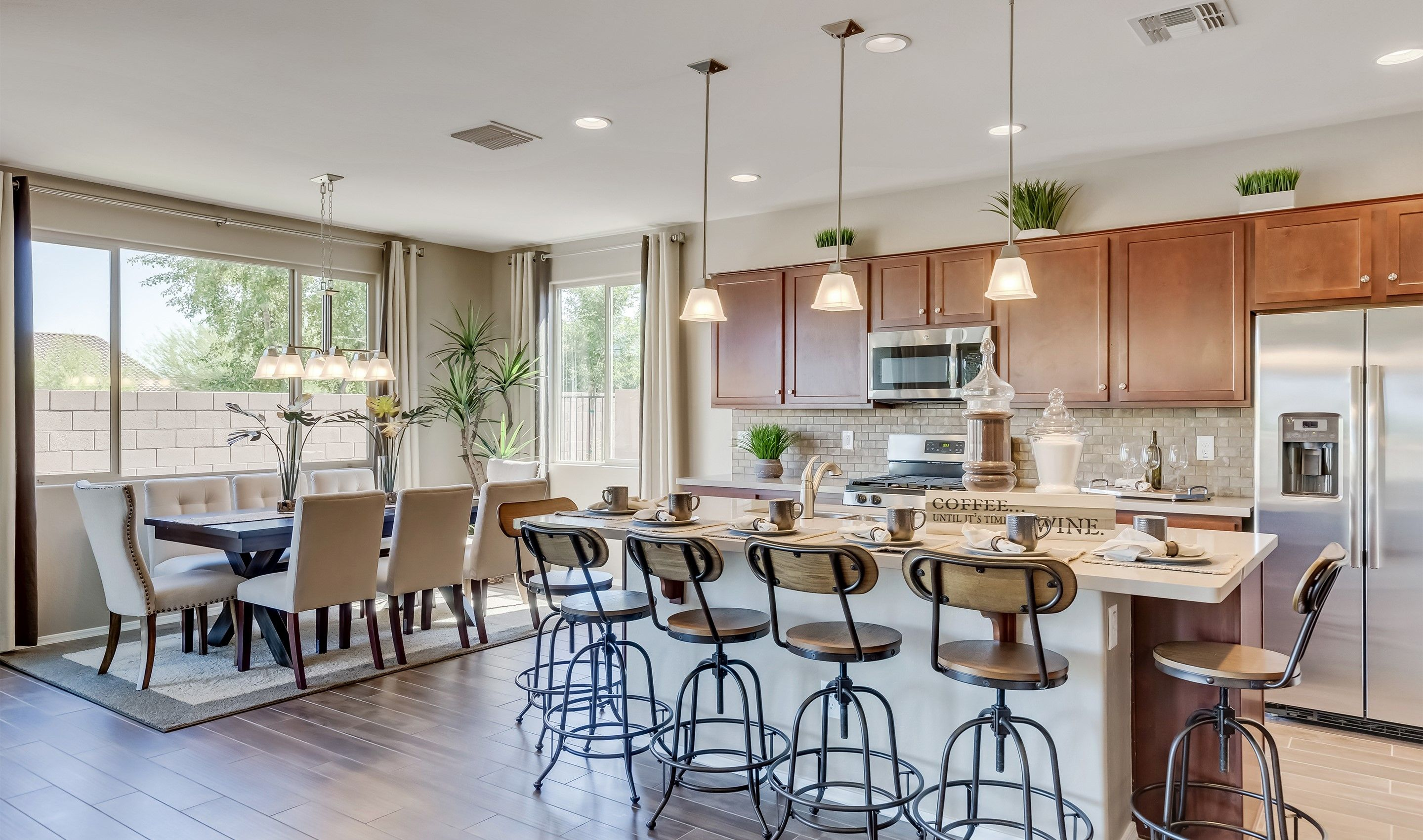 Kitchen-in-Serenity-at-Affinity at Verrado-in-Buckeye