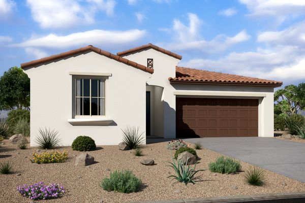Exterior:Accord Spanish Colonial