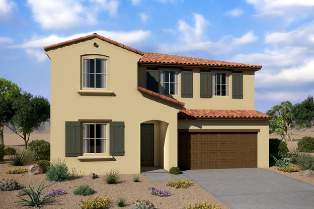 Exterior:Serenity Spanish Colonial