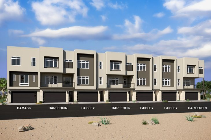 Luxurious Townhomes