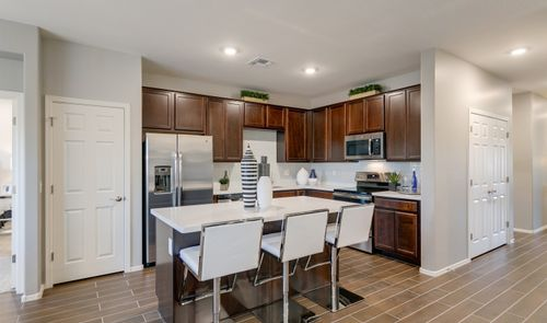 Kitchen-in-Celebration-at-Aspire at Montana Vista-in-Laveen