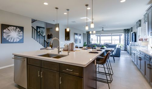 Kitchen-in-Slate-at-Fusion II at The Meadows-in-Peoria