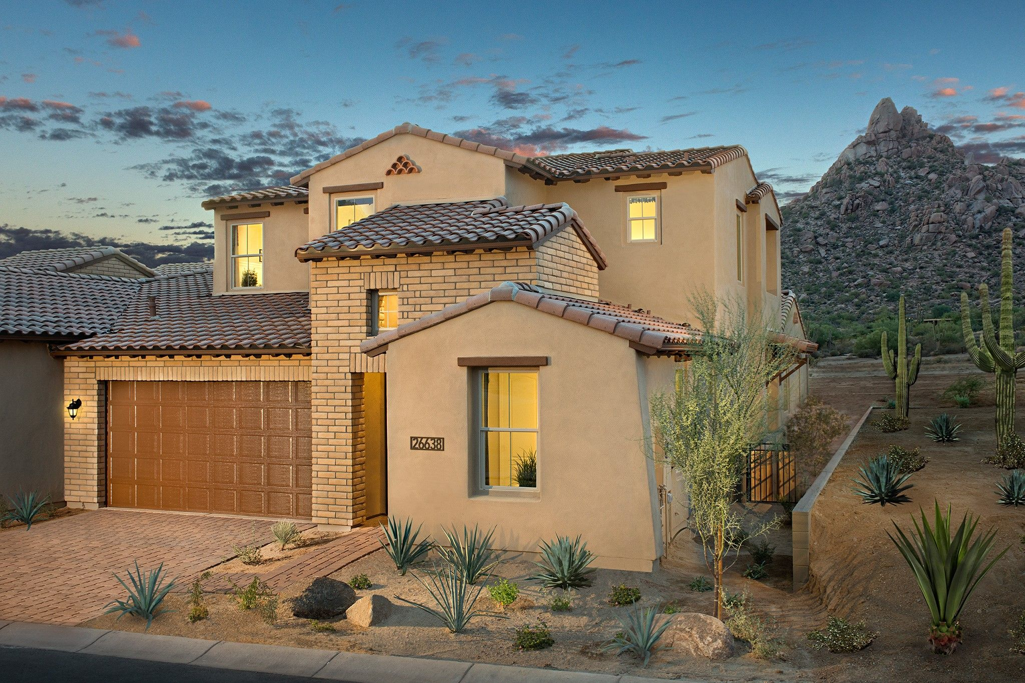 Summit At Silverstone By K. Hovnanian® Homes In Phoenix Mesa Arizona