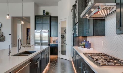 Kitchen-in-Ascent-at-Summit at Silverstone-in-Scottsdale