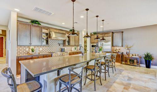 Kitchen-in-Meridian-at-Summit at Silverstone-in-Scottsdale