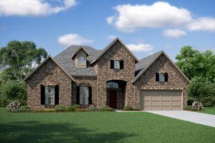 Samuel - Lakes of Champion's Estates: Mont Belvieu, Texas - K. Hovnanian® Homes