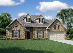 Margaret - Parkway Trails - 65' Homesites: Pasadena, Texas - K. Hovnanian® Homes
