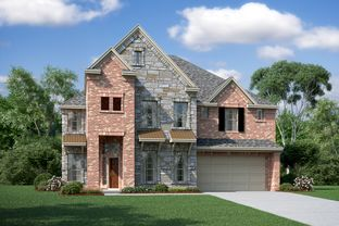 Andrew - Westwood: League City, Texas - K. Hovnanian® Homes