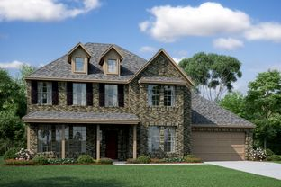 Millie - Lakes of Champion's Estates: Mont Belvieu, Texas - K. Hovnanian® Homes