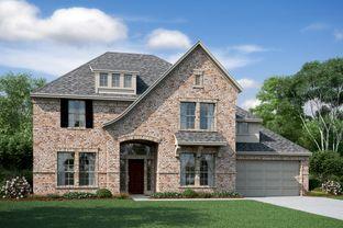 Millie - Parkway Trails - 65' Homesites: Pasadena, Texas - K. Hovnanian® Homes