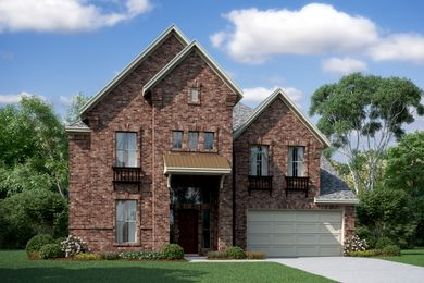 K  Hovnanian® Homes New Home Plans in Pearland TX