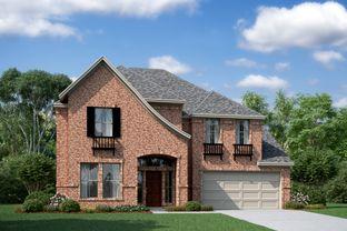 Arthur - Tejas Trails: Needville, Texas - K. Hovnanian® Homes