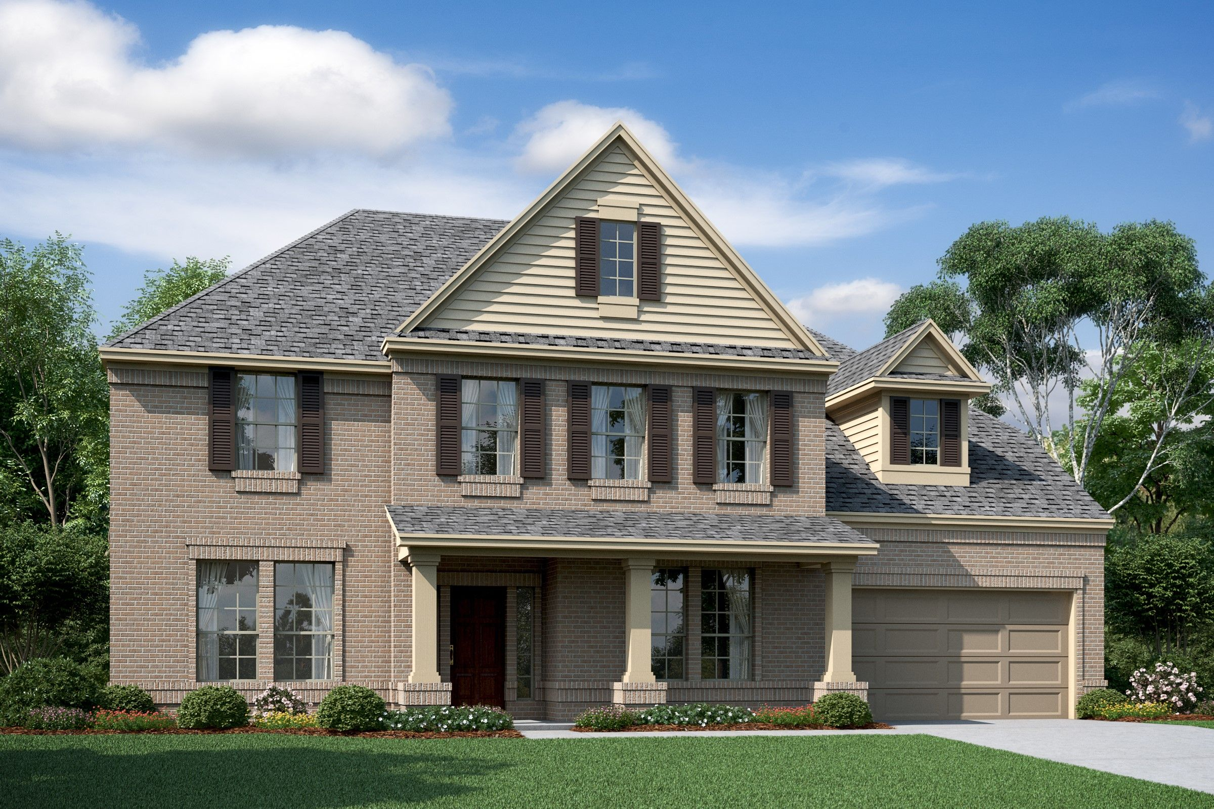 Lauren   Ashley Pointe   70u0027 Homesites: Houston, Texas   K. Hovnanian