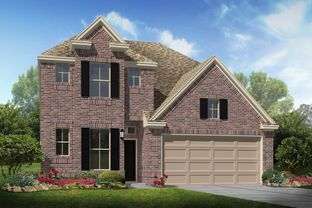Hoover II - Kodiak Crossing: Crosby, Texas - K. Hovnanian® Homes