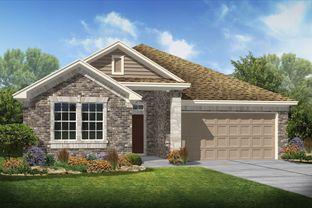 Blakemore II - Midtown Park: Alvin, Texas - K. Hovnanian® Homes