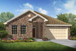 Blakemore II - Glen Oaks: Magnolia, Texas - K. Hovnanian® Homes