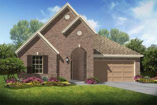 Blakemore II - Kodiak Crossing: Crosby, Texas - K. Hovnanian® Homes