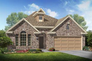 Juniper II - Kodiak Crossing: Crosby, Texas - K. Hovnanian® Homes