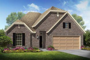 Juniper II - Midtown Park: Alvin, Texas - K. Hovnanian® Homes