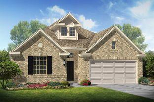 Willard II - Newport Lake Estates: Manvel, Texas - K. Hovnanian® Homes