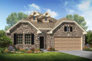 Willard II - Dry Creek Village: Missouri City, Texas - K. Hovnanian® Homes