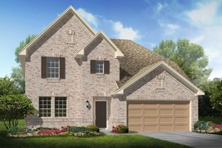Bella II - Dry Creek Village: Missouri City, Texas - K. Hovnanian® Homes