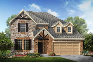 Walton II - Parkway Trails - 60' Homesites: Pasadena, Texas - K. Hovnanian® Homes