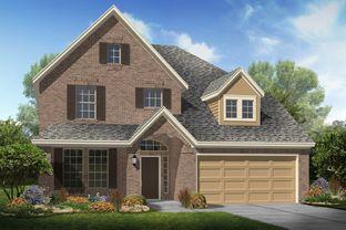 Walton II - Newport Lake Estates: Manvel, Texas - K. Hovnanian® Homes