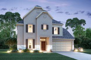 Leo - Town Creek Crossing: Montgomery, Texas - K. Hovnanian® Homes